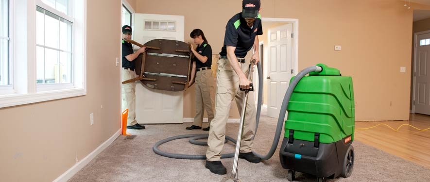 Lexington, TN residential restoration cleaning